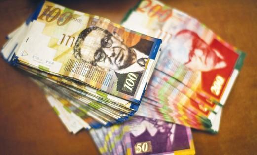 israeli-currency